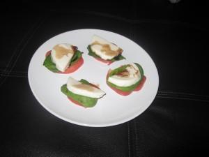Agridude - Caprese Salad