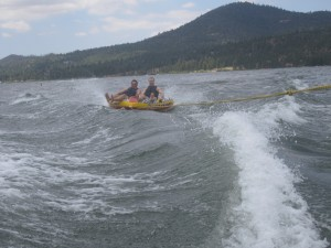 Agridude - Grant and Paul Tubing