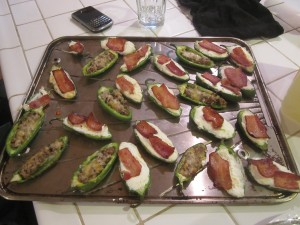 Agridude - Stuffed Jalapenos Ready to Eat