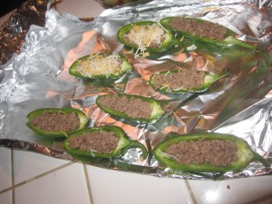 Agridude - Stuffed Jalapenos with Meat