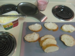 Agridude - Buttered Bread Ready to Bake